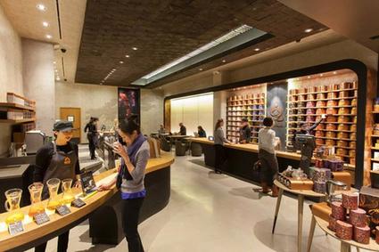 Starbucks Expanding Teavana Shops and Soda Line as Coffee Prices Soar - Eater National | JIS Brunei: Business Studies Research:  Starbucks | Scoop.it