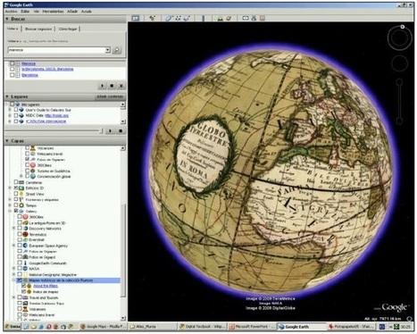 Google Earth en educación: Un mundo de posibilidades por explorar | Educación | Scoop.it