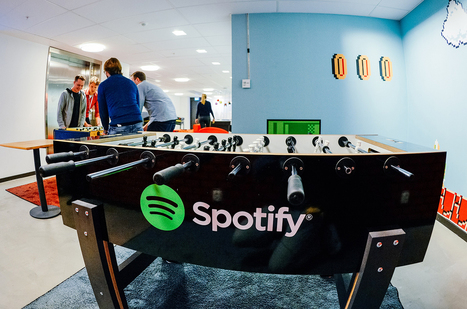 Spotify's Financials: Losses Slow, Revenues Jump, Company Generates Over Half of All Streaming Royalties | Musicbiz | Scoop.it