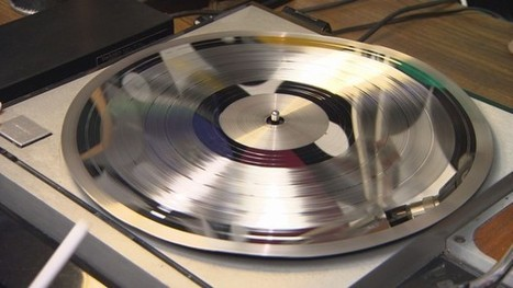 Vinyl Isn't Dead. Sales Are Growing. Here's Why: Video | The Making of The 21st Century Salesperson | Scoop.it