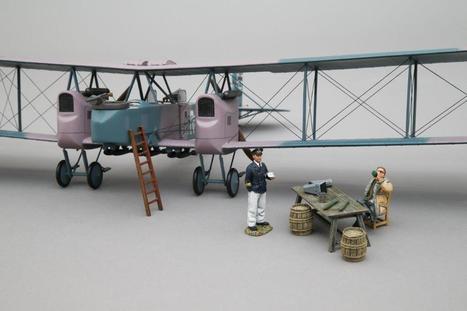 New gotha bomber | Military Miniatures H.Q. | Scoop.it