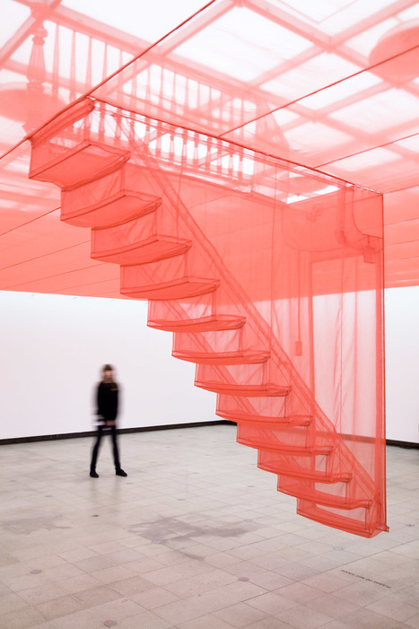 """Lehmann Maupin Gallery - Do Ho Suh   """"Life Without Art Is Stupid""""   Scoop.it"""