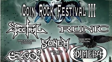 Coin Rock Festival III | Cosas de mi Tierra | Scoop.it