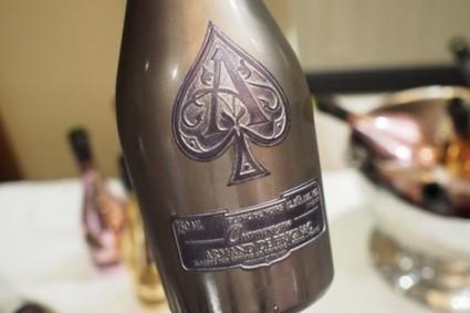Champagne Armand de Brignac: a marketing success story | Wine website, Wine magazine...What's Hot Today on Wine Blogs? | Scoop.it