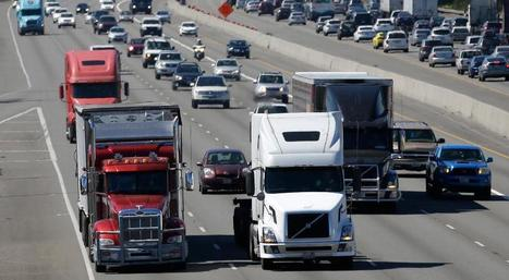 Going Full Throttle On Autonomous Trucking: Toll Lanes Could Get Driverless Trucks On Highways Faster   Automotive Wheels View   Scoop.it