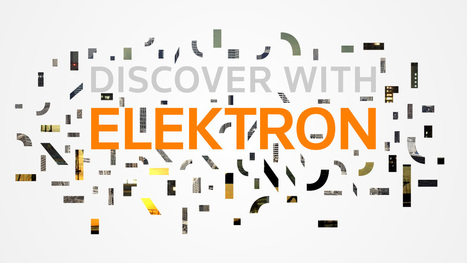 Discover Elektron | Thomson Reuters Financial & Risk | Digital Portfolio by Small Back Room | Scoop.it