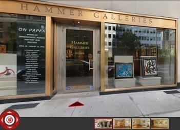 Hammer Galleries dédouble sa nouvelle exposition avec une visite virtuelle et interactive | Clic France | Scoop.it