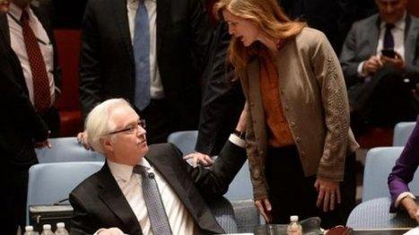 Российский «Калибр» расстроил неистовую Саманту и ее сирийских подопечных | Global politics | Scoop.it