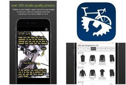 Ocho apps que debes tener si andas en bici | en bici verde | Scoop.it