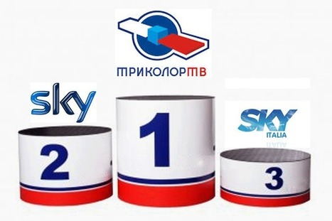 Tricolor TV - le premier opérateur de la TV payante par satellite en Europe   Médias en Russie   Scoop.it