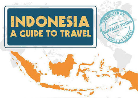 A Few Thing you Should Know Before Traveling to Indonesia | Infographics by Infographic Plaza | Scoop.it