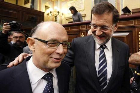 La banda mafiosa del PP, dirigida por Mariano Rajoy, autoriza el mayor recorte presupuestario para el sector salud | Partido Popular, una visión crítica | Scoop.it
