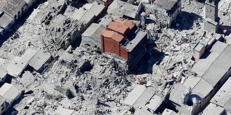 Un drone filme une ville dévastée par le séisme en Italie | Planete DDurable | Scoop.it