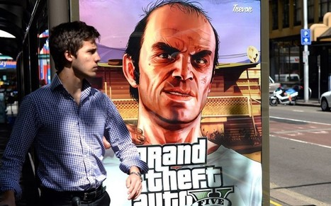 GTA 5: the video game that gives you the world - Telegraph.co.uk | Next-gen gaming | Scoop.it