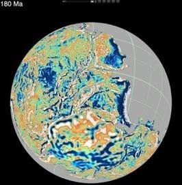 Una máquina del tiempo virtual muestra la evolución de la Tierra | Biología de Cosas de Ciencias | Scoop.it