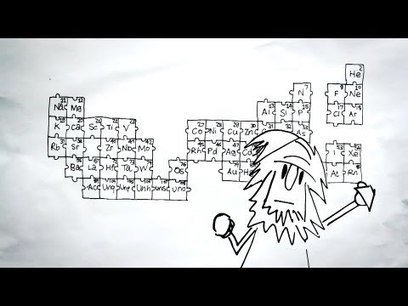 Solving the puzzle of the periodic table - Eric Rosado | For Intro Classes | Scoop.it