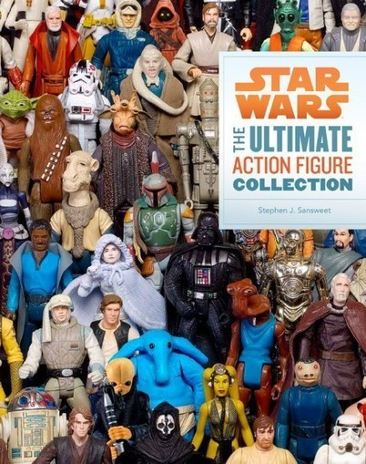 "Star Wars: The Collection Ultimate Action Figure, La Guia definitiva | 1960-1980 ""Génération jouet"" 