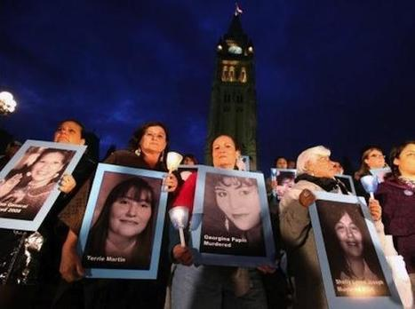 Another International Call for Inquiry Into Murdered and Missing Indigenous Women in Canada | Criminology and Economic Theory | Scoop.it