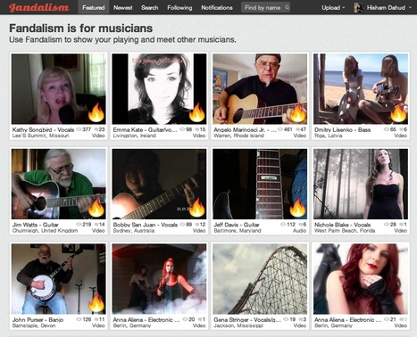 Fandalism: Finally A Social Network That Works For Musicians | Musique sociale | Scoop.it