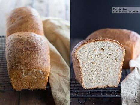 Pan integral. Receta para el Día Mundial del Pan   Horno de Pan   Scoop.it