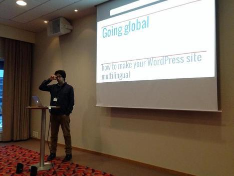 WordCamp Oslo   Diseño Web HTML5 CSS3 Javascript   Diseño instruccional   Scoop.it