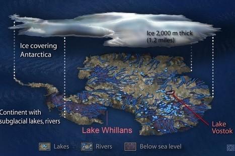 Hidden World Discovered Buried Beneath Antarctica   Antarctica   Scoop.it