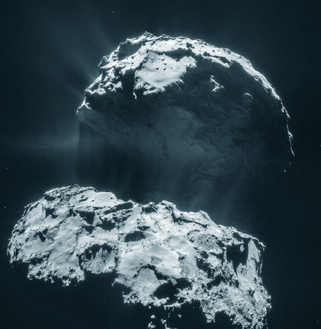 Philae Lander Finds Organic Compounds on Comet 67P/Churyumov-Gerasimenko | Amazing Science | Scoop.it