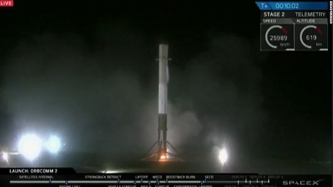 """""""Gameplan"""" Tesla owner Elon Musk: SpaceX could take humans to Mars in 9 years = 2024/2025 !! 