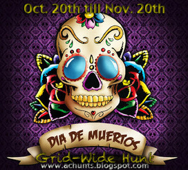 The Dia de Muertos Hunt | A Collection of Second Life Blogs | Scoop.it