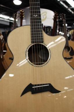 NAMM 2012: Breedlove's Voice Series of Acoustic Guitars | Guitar News from NAMM 2012 | Scoop.it