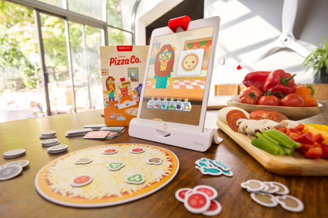 Osmo's new Pizza Co. game uses augmented reality to teach kids about running a business | Realidad Aumentada | Scoop.it