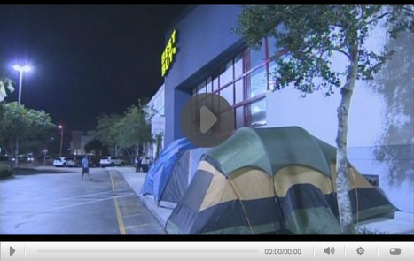 Florida Black Friday line campers told to leave Pembroke Pines Best Buy (VIDEO) | The Billy Pulpit | Scoop.it