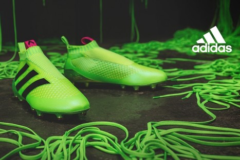 Say goodbye to laced soccer shoes | Innovation & Sport | Scoop.it