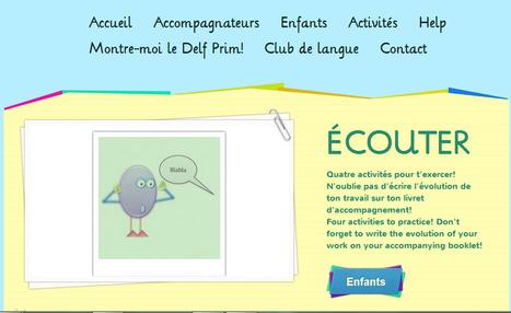le DELF Prim A1 c'est facile ! | Apprendre une langue étrangère | Scoop.it