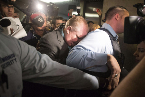 Interactive: Who's who in the Rob Ford documents | Journalism in Transition | Scoop.it