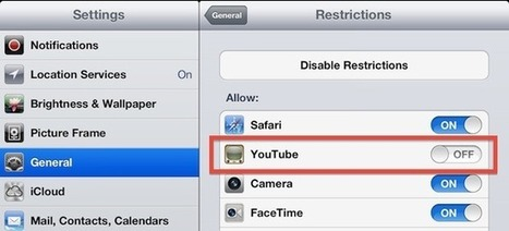 Stop YouTube Links Opening the YouTube App in iOS  | OSXDaily | How to Use an iPhone Well | Scoop.it