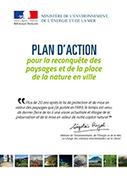PLAN D'ACTION pour la reconquête des paysages et de la place de la nature en ville - Ministère de l'Environnement, de l'Energie et de la Mer | Nature en Ville | Scoop.it