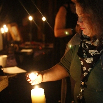 Northeast Ohio pagans hold ritual to celebrate holiday of Samhain | Contemporary Paganism | Scoop.it