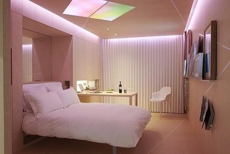 La chambre d'hôtel de plus en plus personnalisa... | La domotique au service des entreprises | Scoop.it