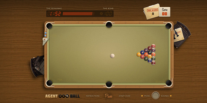 22 Popular Games Recreated for Browsers in HTML5 | HTML5 | Scoop.it