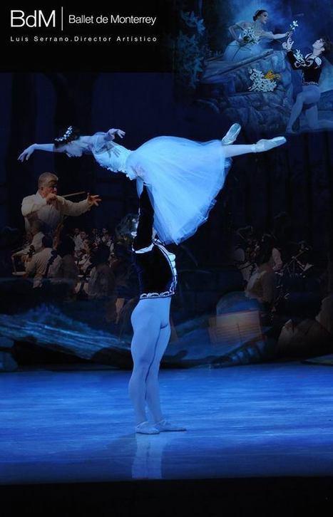 Ballet de Monterrey presentando Giselle / Auditorio Nacional | Revista Arte y Bohemia | Scoop.it