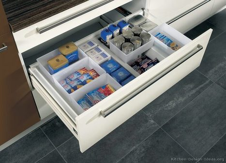 How to Organize a Kitchen - 10 Simple Tips and Ideas   home additions   Scoop.it