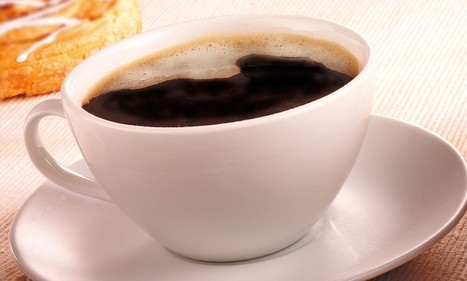 How a cup of black coffee stops your teeth rotting: Certain type of bean has property that can help break down bacteria that causes plaque | Radio Show Contents | Scoop.it