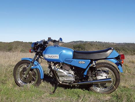 Transformation: 1975 Ducati 860 GTE | Ductalk Ducati News | Scoop.it