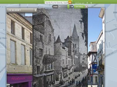 Promenez-vous dans le Sainte Foy du 19ème siècle | eBastide | Scoop.it