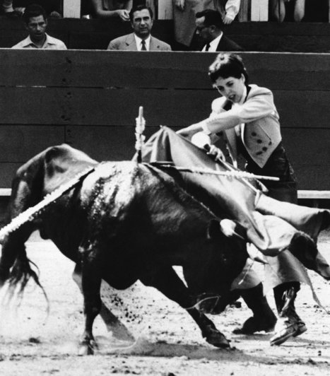 Patricia McCormick, Bullfighter Who Defied Gender Roles, Dies at 83   Spanish Entertainment   Scoop.it