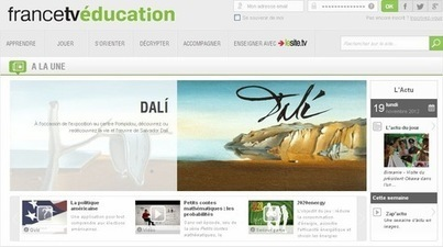 France Télévisions lance un site éducatif | DocPresseESJ | Scoop.it