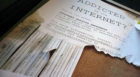 Combattre la cyberdépendance..?   Toxicomanie   Scoop.it