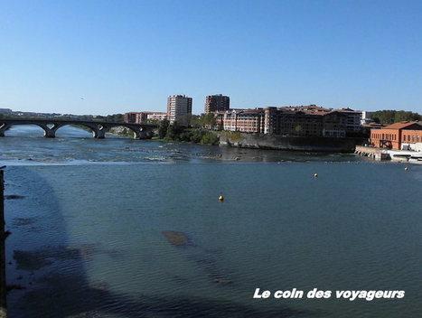 En France aussi : Le pont Saint Pierre au coeur de ToulouseLe coin des voyageurs | En France aussi | Scoop.it