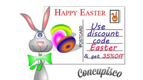 Happy Easter – Get 35% off Entire Store!!! – Men's Underwear and Swimwear Blog | www.concupisco.com - Mens Underwear and Swimwear | Scoop.it